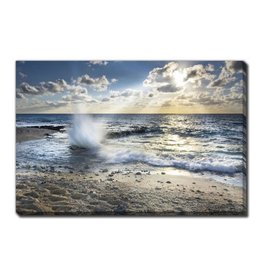 Streamline Art Caribbean Sundown 30 x 45