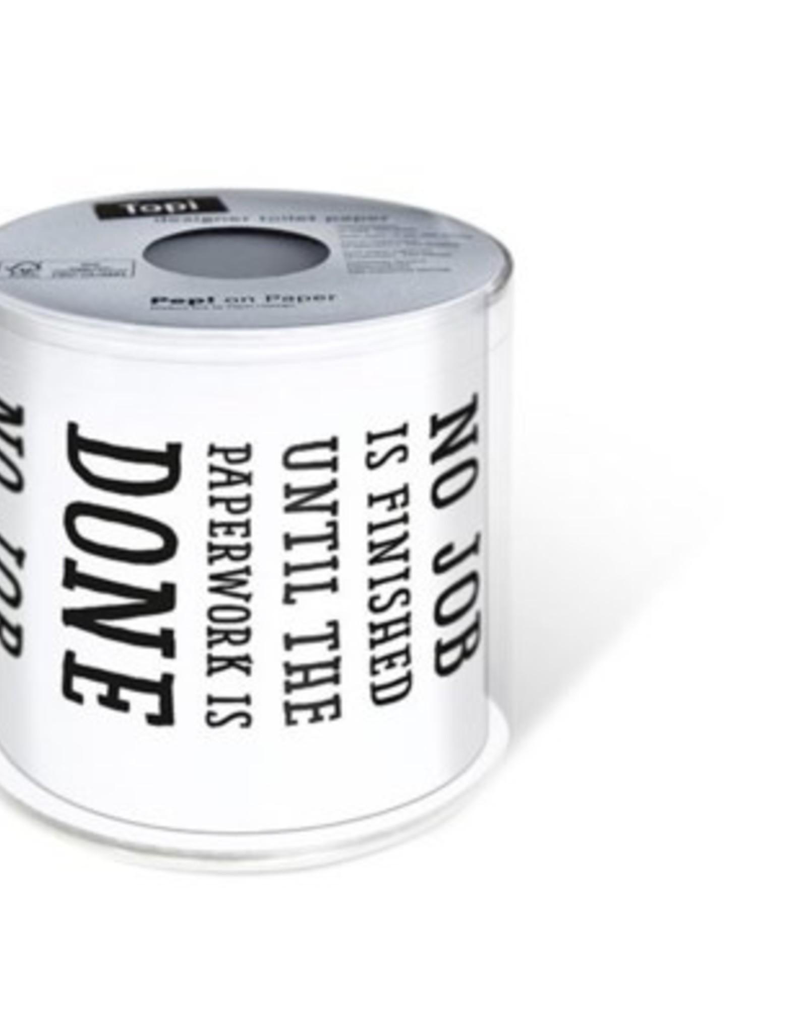 Toilet Paper OCD Designer Paperwork TP229