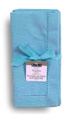Napkins Harman Vienna Linen S/4 Blue