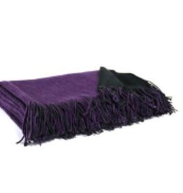 Throw Harman Reversible Purple