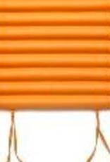 Fab Styles Cushions  Harman Chair Pad Orange Set/4