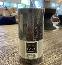 Candle Harman Rustic 3 x 6 Black 3323607