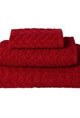 Face Cloth Talesma Romance Red