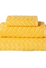 Bath Towel Talesma Romance Yellow