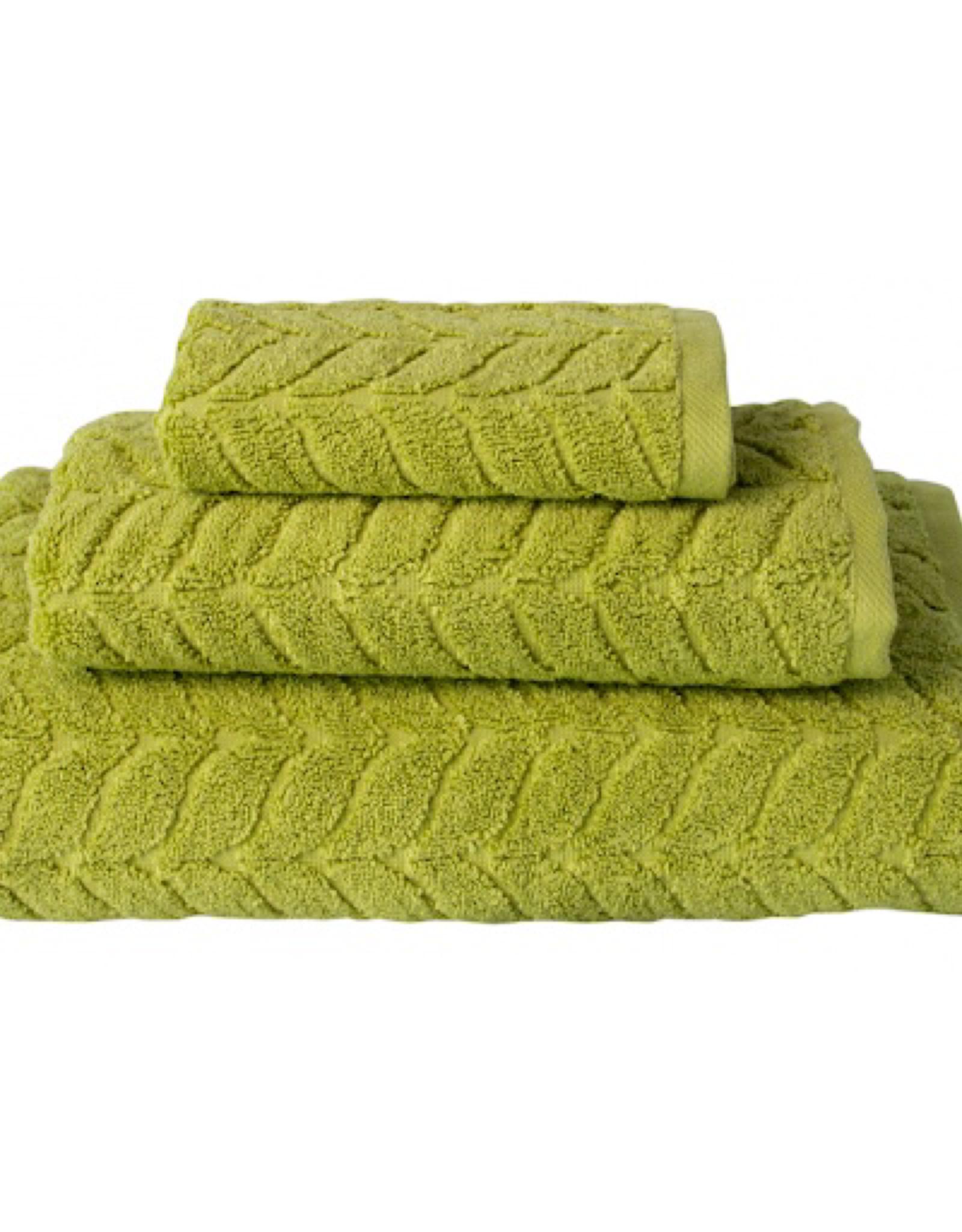Bath Towel Talesma Romance Green