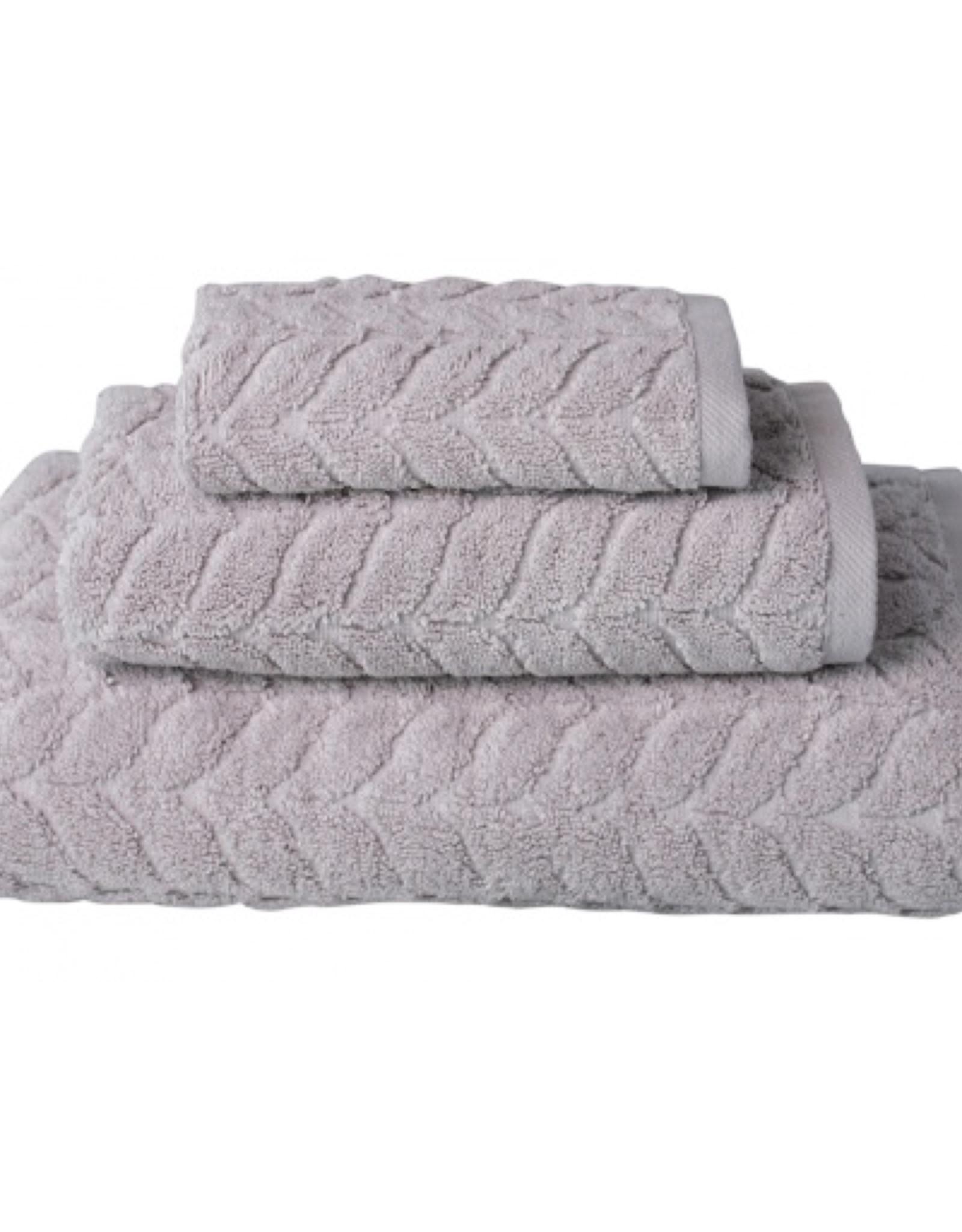 Bath Towel Talesma Romance Silver