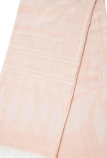 Throw Brunelli Nordik Pink 50 x 60