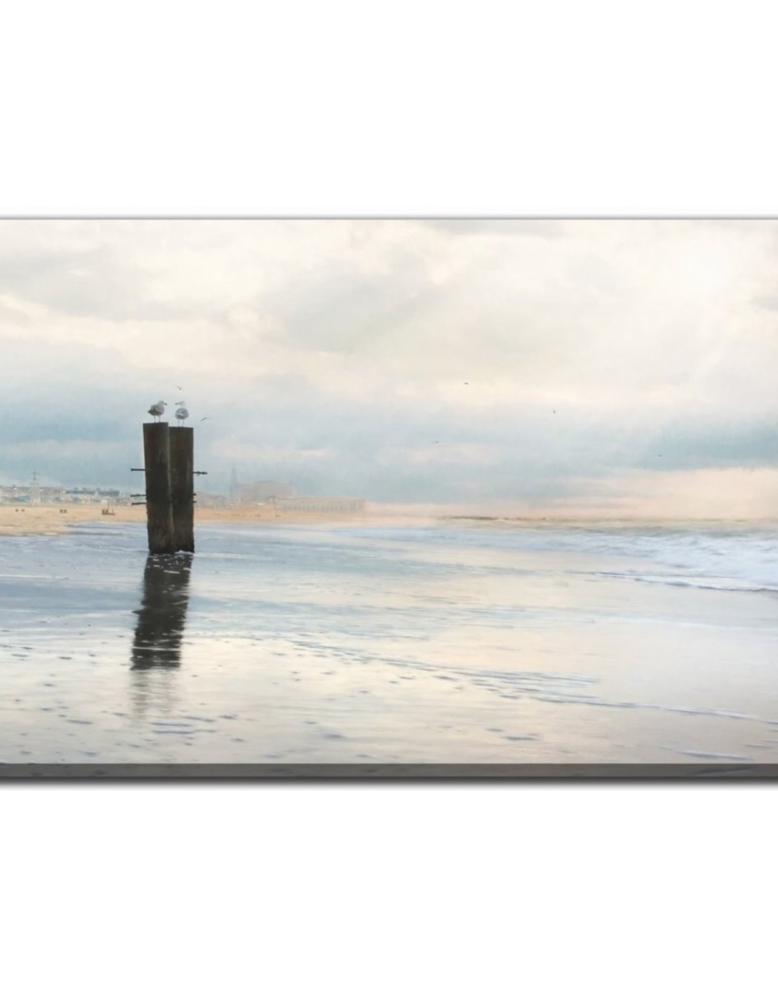 Streamline Art Sunrise At The Beach 30 x 45