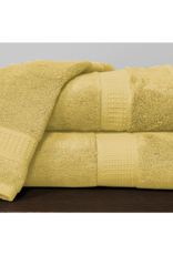 Alamode Home Face Cloth RJS Bamboo Butter Yellow