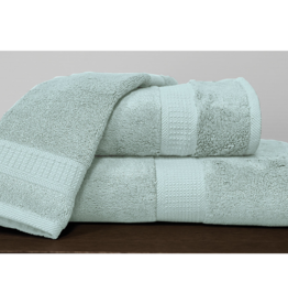 Alamode Home Bath Towel RJS Bamboo Aqua