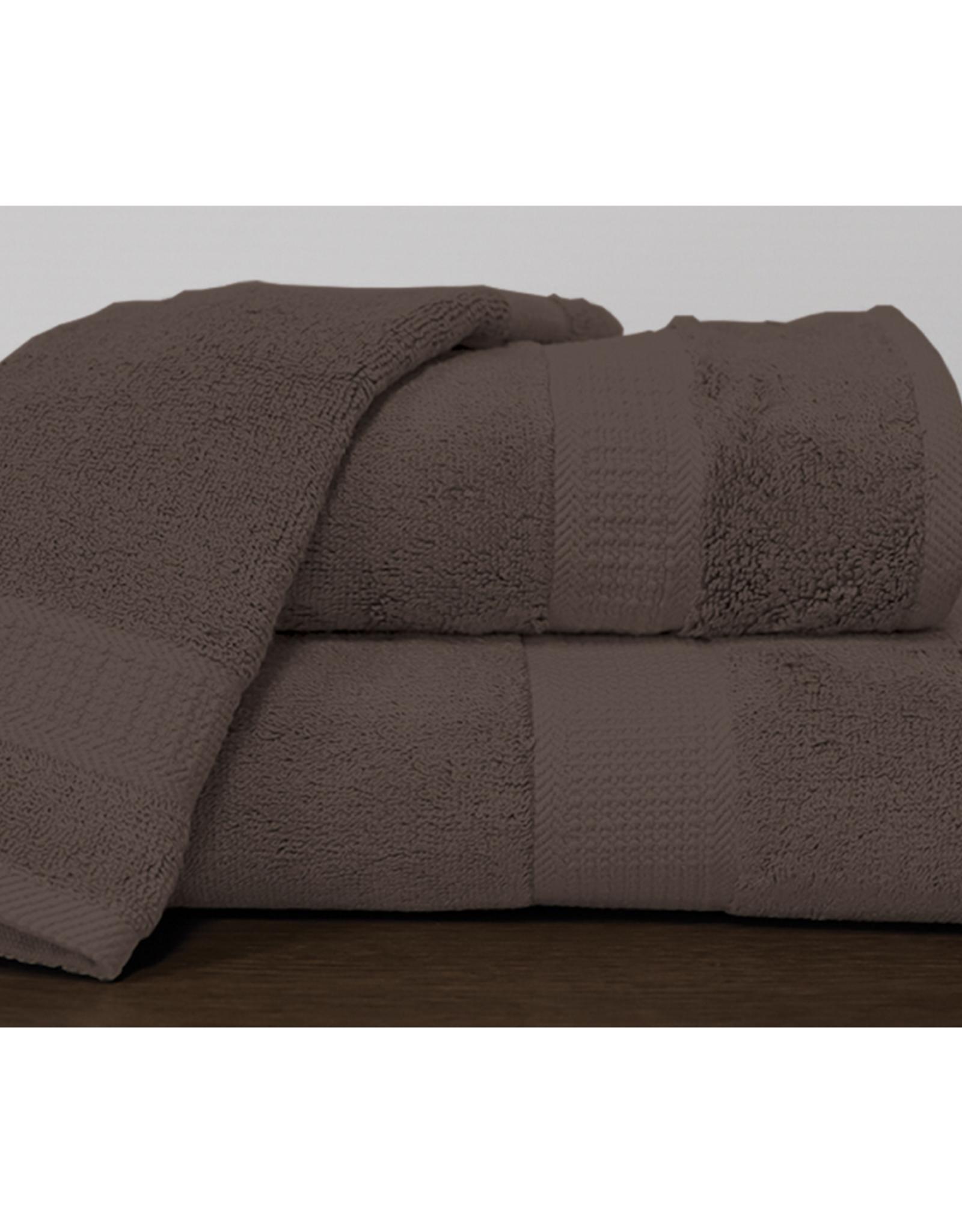 Alamode Home Bath Towel RJS Bamboo Oakwood