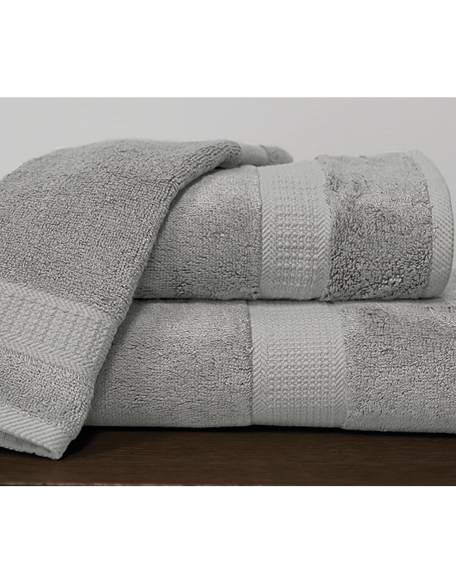 Alamode Home Bath Towel RJS Bamboo Slate