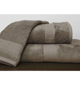Alamode Home Bath Towel RJS Bamboo Walnut