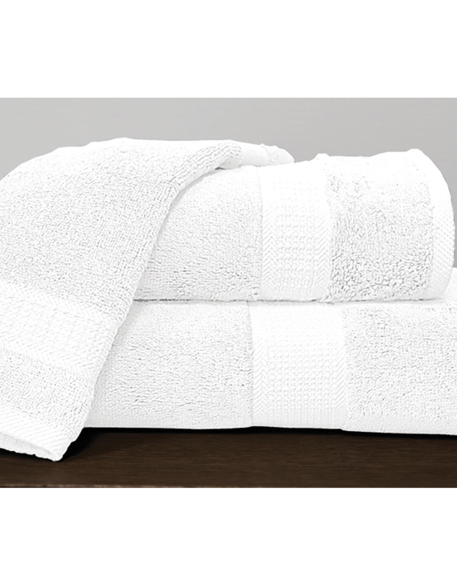Alamode Home Hand Towel RJS Bamboo White