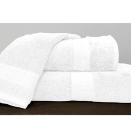 Alamode Home Bath Towel RJS Bamboo White