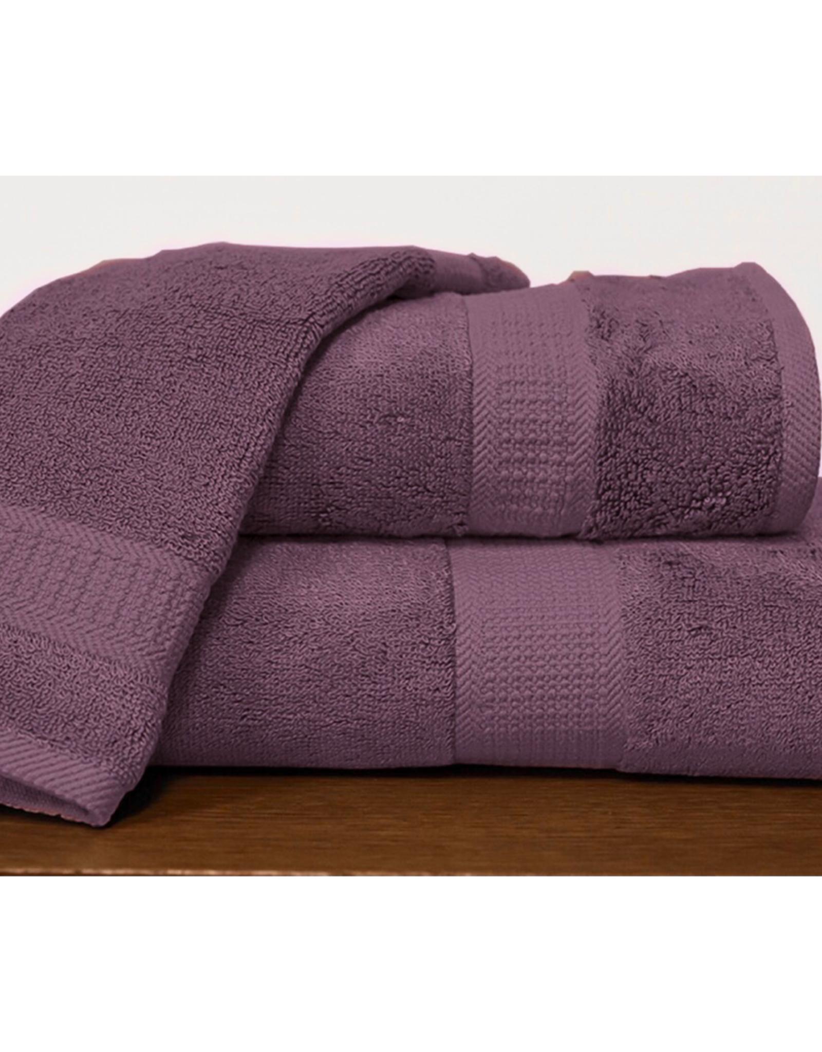 Alamode Home Bath Towel RJS Bamboo Lavender