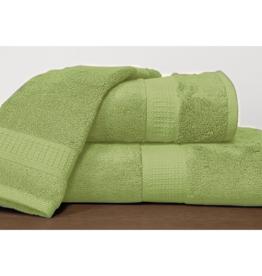 Alamode Home Bath Towel RJS Bamboo Pine Green