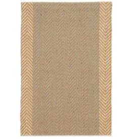 Rugs PC Woven Jute Natural/White/Beige 2'x 3'