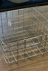 """Cathay Basket Cathay Wire W/Handles 14"""" x 15"""" x 7.5"""""""