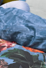 Duvet Set Intermark Famke Moonlight Blue King w / shams