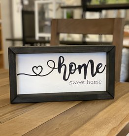 Mountain Momma Home Design Signs MMHD Home Sweet Home - Ebony