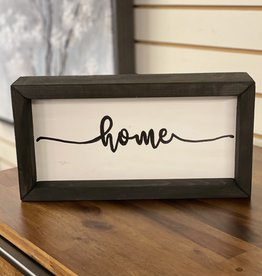 Mountain Momma Home Design Signs MMHD Home - Ebony