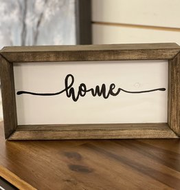 Mountain Momma Home Design Signs MMHD Home - Chocolate