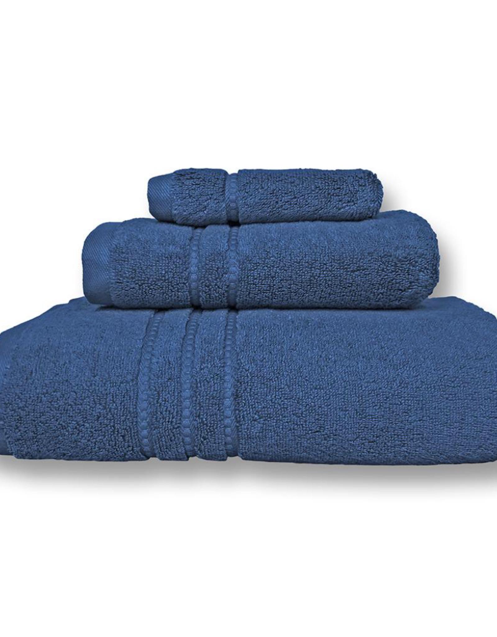 Cuddle Down Face Cloth Cuddledown Portofino Twilight Blue 47