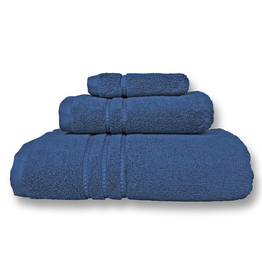 Cuddle Down Hand Towel Cuddledown Portofino Twilight Blue 47