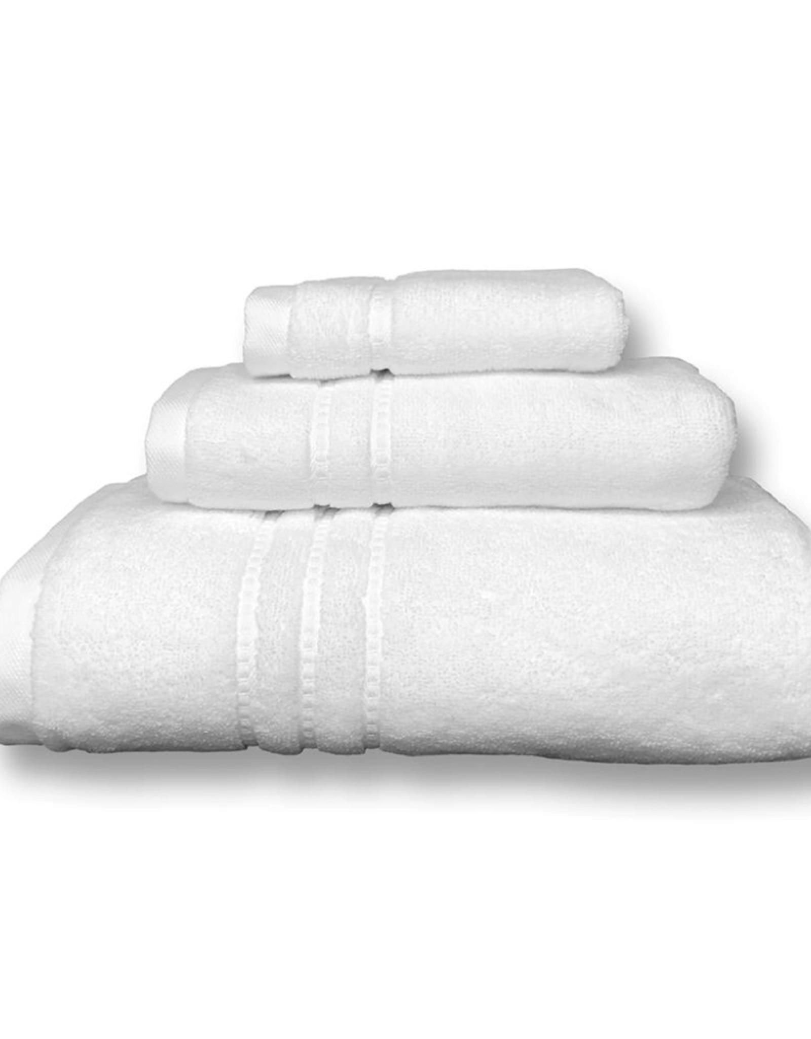 Cuddle Down Bath Sheet Cuddledown Portofino White 10