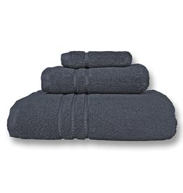 Cuddle Down Hand Towel Cuddledown Portofino Charcoal 93