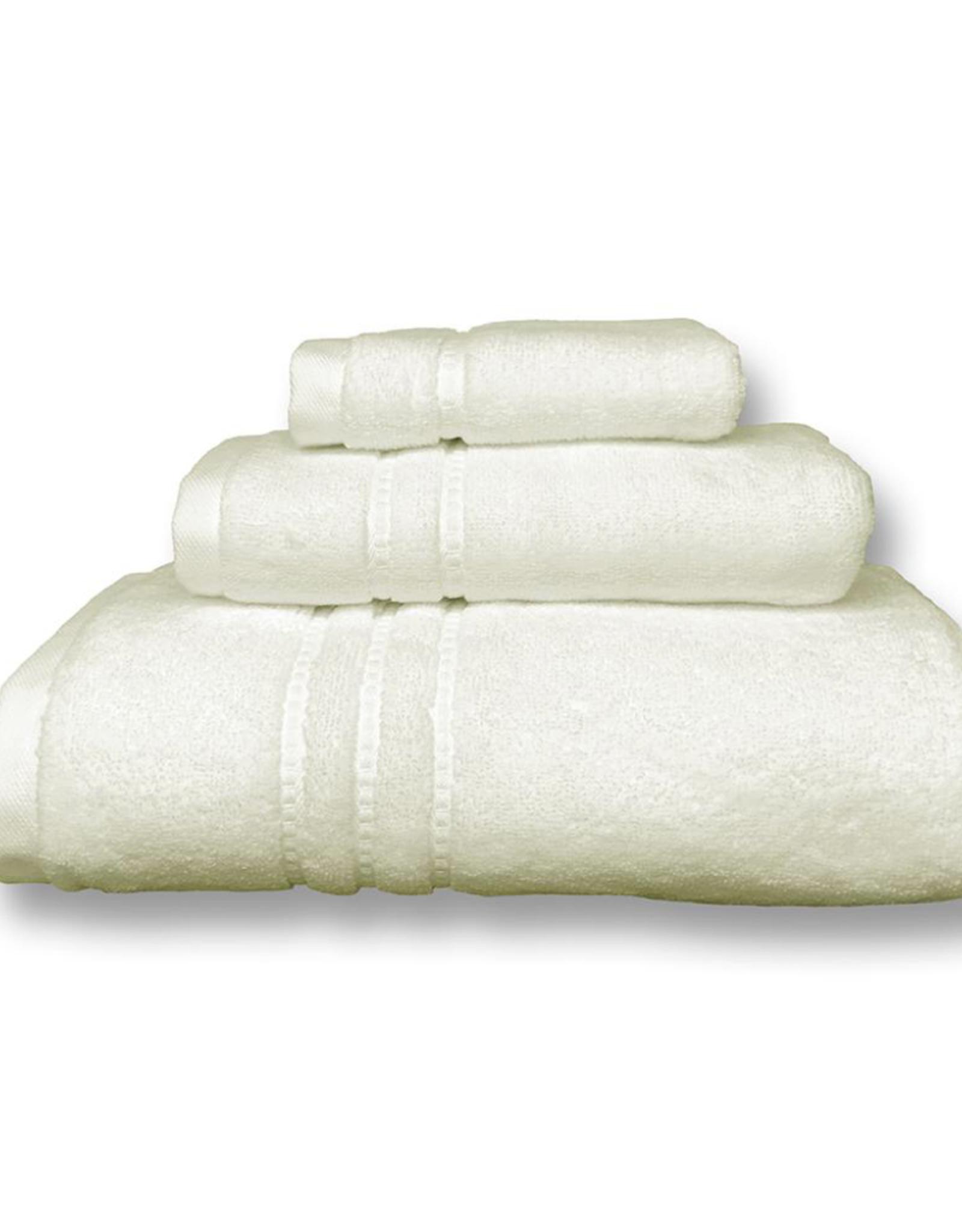 Cuddle Down Hand Towel Cuddledown Portofino Ecru 12