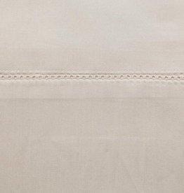 "Daniadown Sheets Daniadown Egyptian 400 Twin 15"" Fitted Sand"