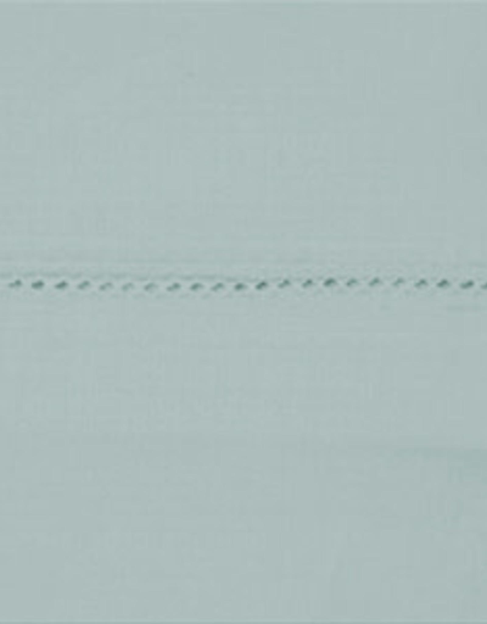 Daniadown Sheets Daniadown Egyptian 400 King Flat Misty Blue