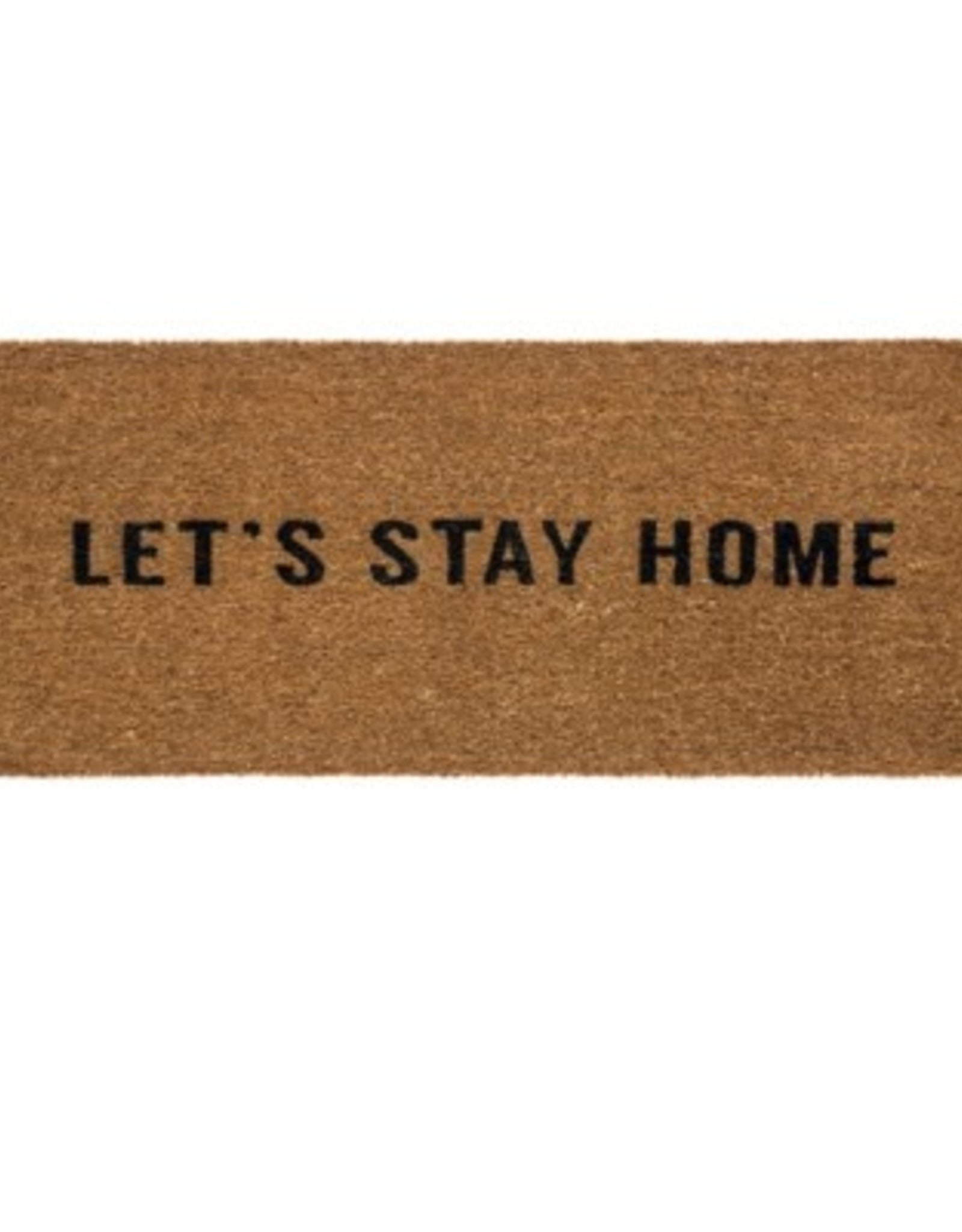 Indaba Doormat Indaba Let's Stay Home