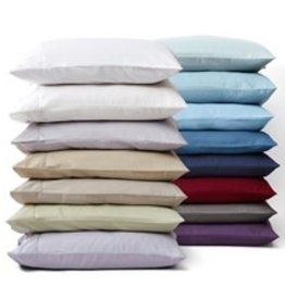 Daniadown Pillow Cases Daniadown Egyptian 400 King ( Pair ) Heather**