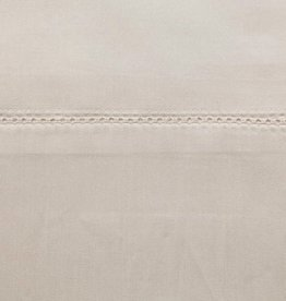 Daniadown Sheets Daniadown Egyptian 400 Twin X-Long Fitted Sand