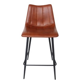 Moes Home Collection Moes Alibi Counter Stool UU-1002-03 Brown