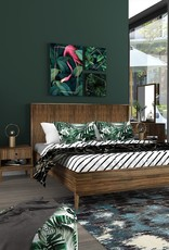 LH Imports LH West Queen Bed WES001Q