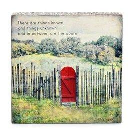 Cedar Mountain Cedar Mountain Art Block A Door LF5243