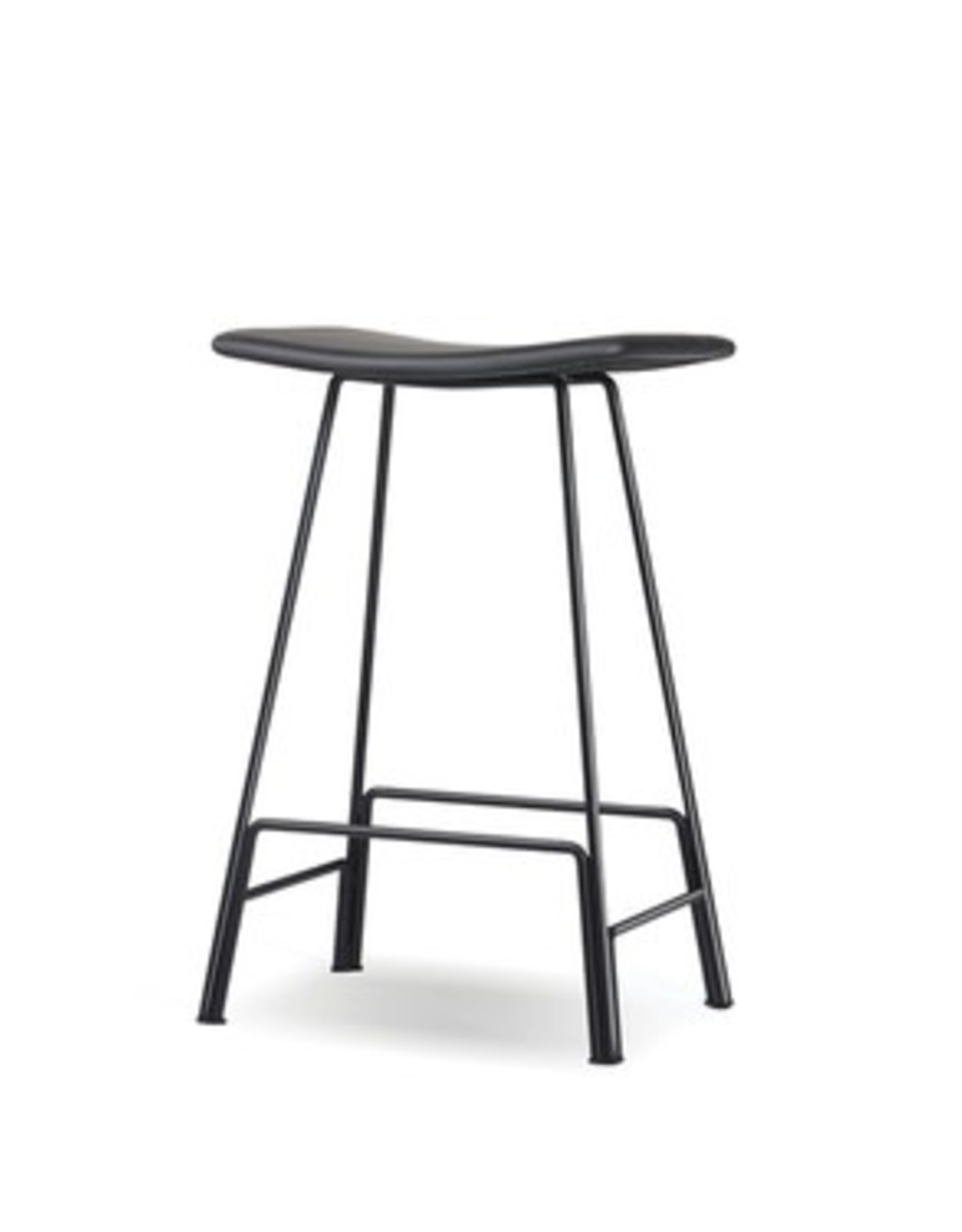 Mobital Mobital Canaria Counter Stool Black Leather