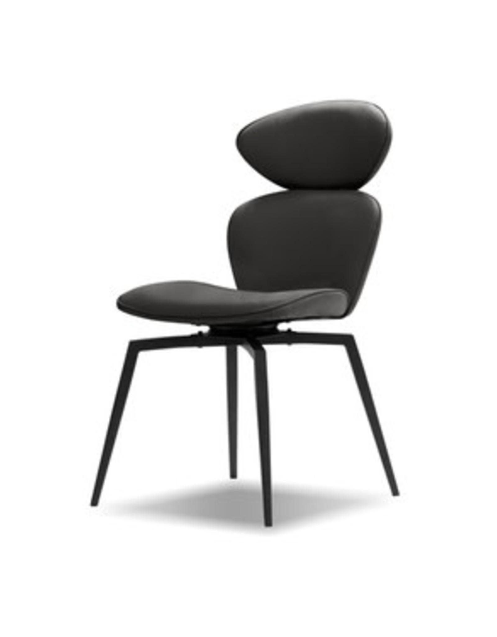 Mobital Mobital Antler Dining Chair Swivel Slate