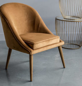 Style In Form SIF Bree Chair Cognac BRE-004