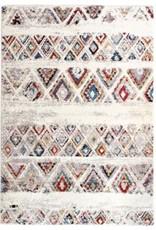 "Rugs Viana Sueno Soft Distressed White Beige 5'3"" x 7'6"" SUE-58-6364A-WHBE"
