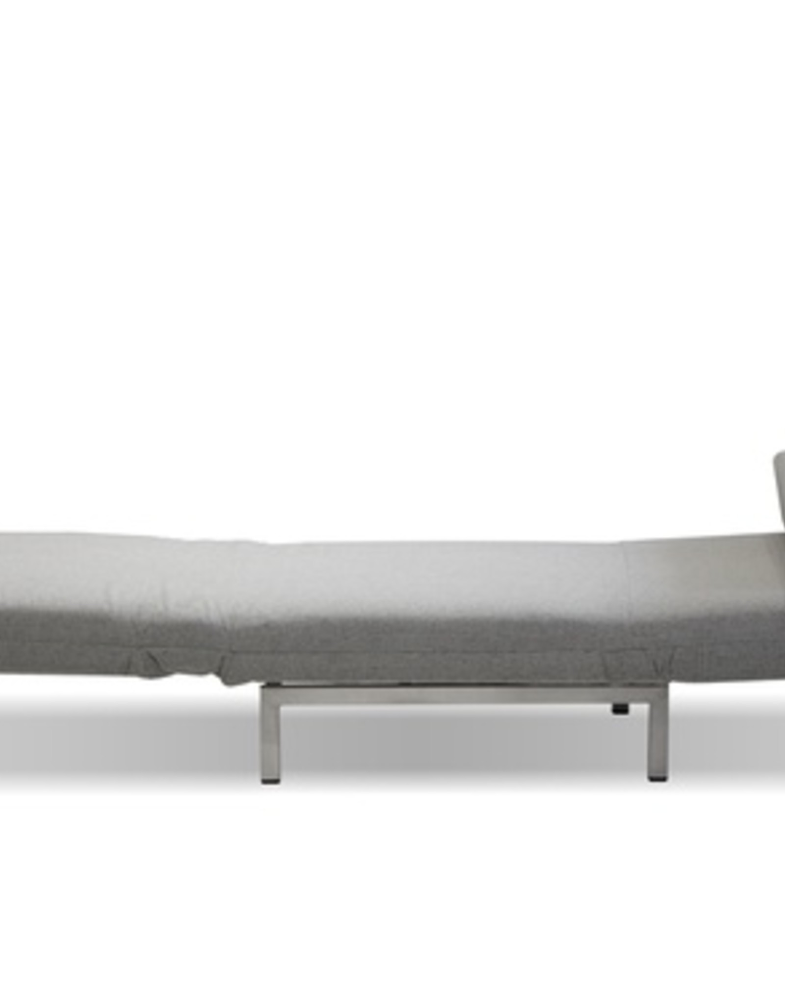 Mobital Mobital Sofa Bed Chair Single Silver