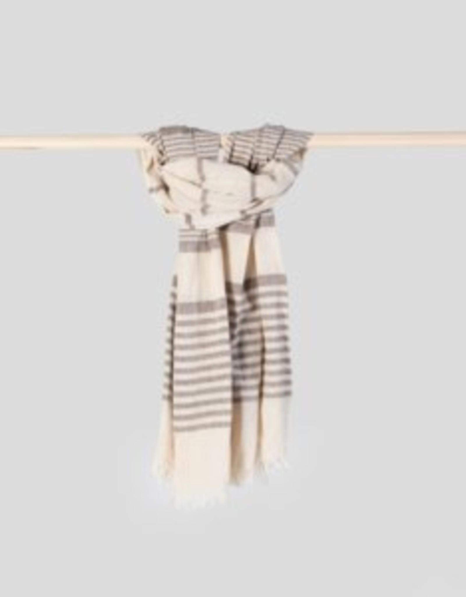 Pokoloko Turkish Towel Pokoloko Sarah Gingerbread TTSA1