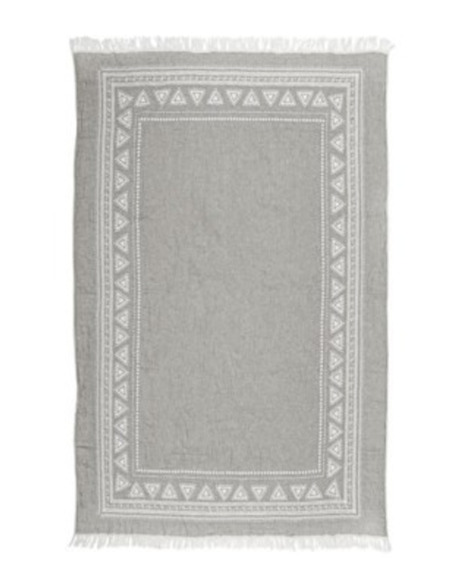 Pokoloko Turkish Towel Pokoloko Devon Light Grey TTDEV2