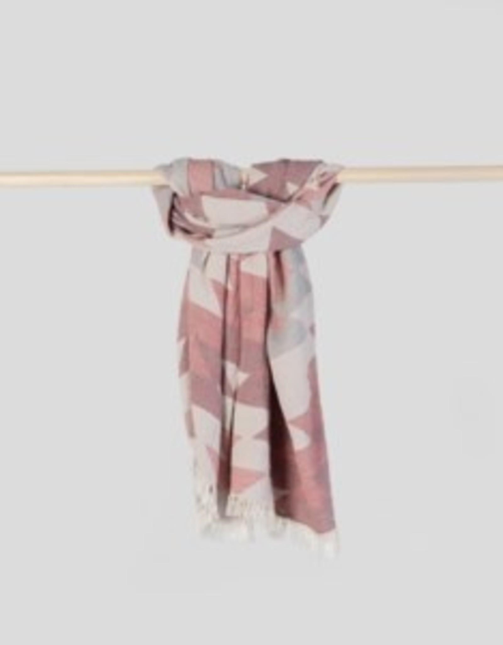 Pokoloko Turkish Towel Pokoloko Ayla Red TTAL1