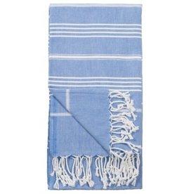 Pokoloko Turkish Towel Pokoloko Sultan Azure TTSU1