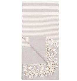 Pokoloko Turkish Towel Pokoloko Harem Silver TTHA1